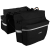 BV Bicycle Panniers with Adjustable Hooks and Carrying Handle 1