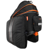 Ibera PakRak Clip-On Quick-Release Commuter Bicycle Bag with Expandable Mini Panniers 6